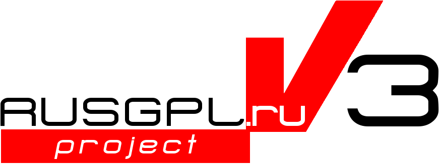 RUSGPL project logo